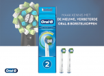 Oral-B Opzetborstels Precision Clean - 2-pack