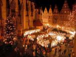 Kerstmarkt Münster - Route Oost/Twente  (Almelo-Apeldoorn-Deventer-Enschede-Hengelo-Holten/Hof van Twente)