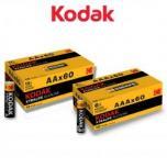 60x Kodak Xtralife Alkaline batterijen