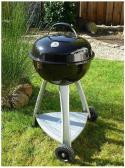 Kynast - Houtskool kogelbarbecue - Cote d'Azur 48 cm